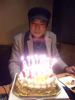 HAPPY BIRTHDAY 宗家!!